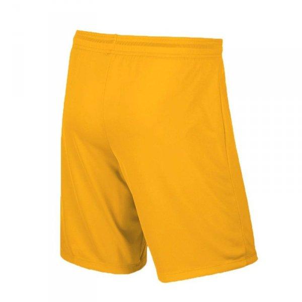Spodenki Nike Park II Knit 725887 739 żółty S
