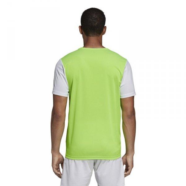 Koszulka adidas Estro 19 JSY DP3240 zielony 128 cm