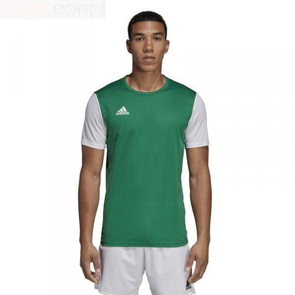 Koszulka adidas Estro 19 JSY DP3238 zielony 164 cm