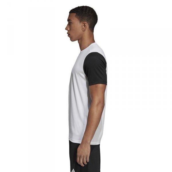 Koszulka adidas Estro 19 JSY DP3234 biały 128 cm