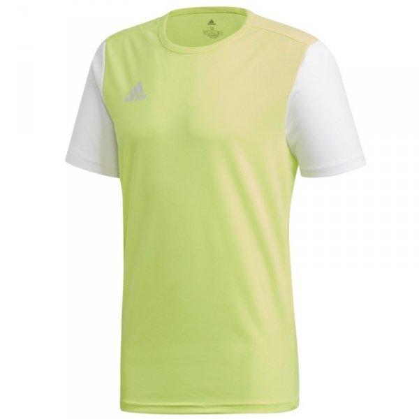 Koszulka adidas Estro 19 JSY Y DP3235 żółty 128 cm