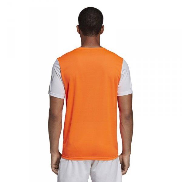 Koszulka adidas Estro 19 JSY DP3236 pomarańczowy M