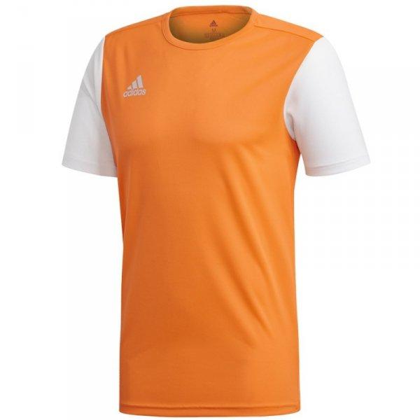Koszulka adidas Estro 19 JSY DP3236 pomarańczowy L