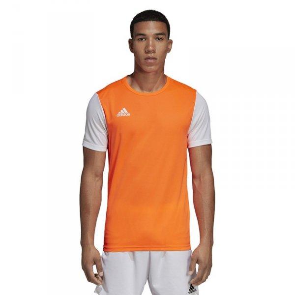 Koszulka adidas Estro 19 JSY DP3236 pomarańczowy XXL