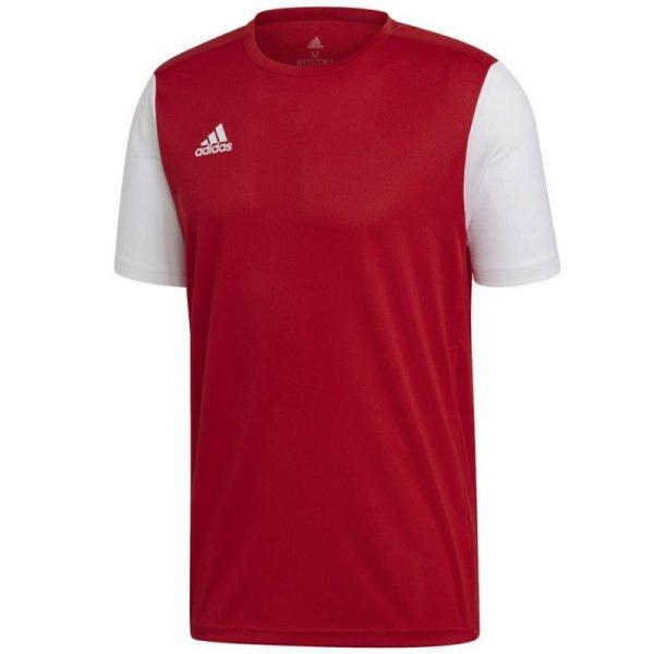 Koszulka adidas Estro 19 JSY DP3230 czerwony 116 cm