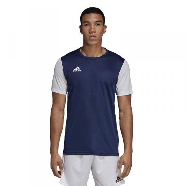 Koszulka adidas Estro 19 JSY DP3232 granatowy 128 cm