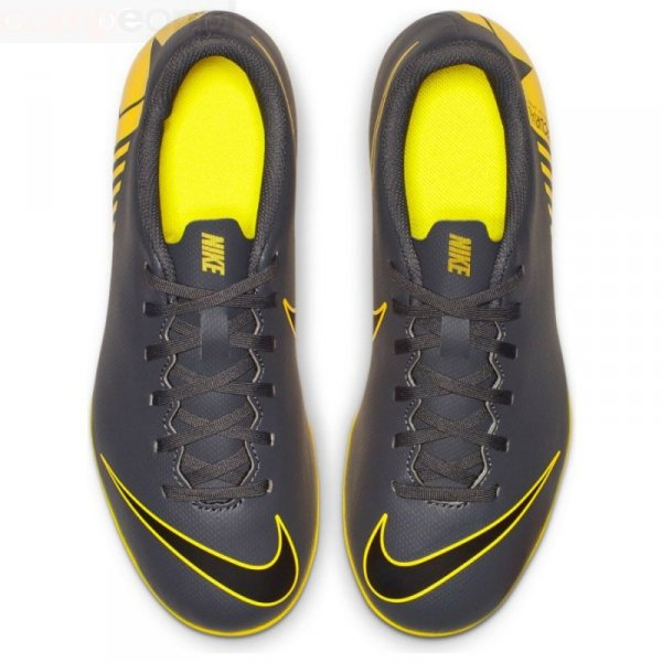 Buty Nike Jr Mercurial Vapor 12 Club GS MG AH7350 070 szary 38 1/2