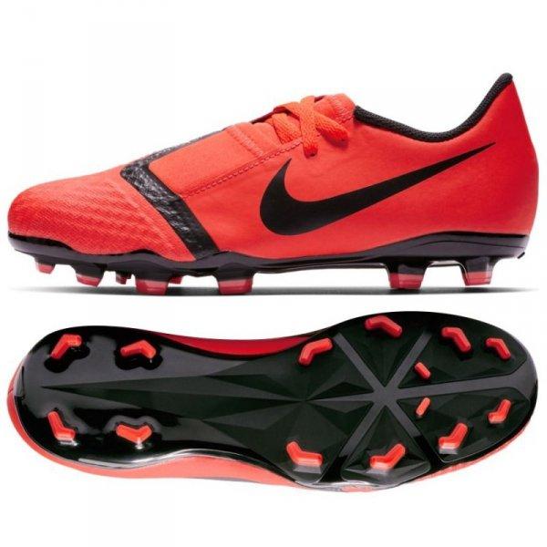 Buty Nike JR Phantom Venom Academy FG AO0362 600 czerwony 36