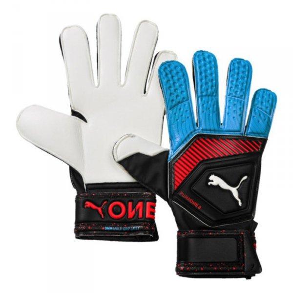 Rękawice Puma One Grip 3 RC 041475 21 niebieski 10
