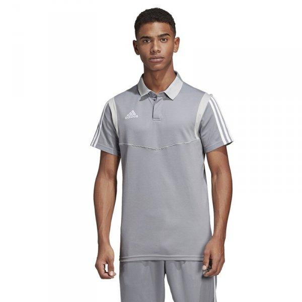 Koszulka adidas Polo TIRO 19 DW4736 szary S