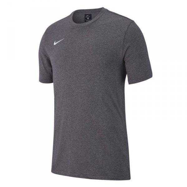 Koszulka Nike Y Tee Team Club 19 AJ1548 071 szary L (147-158cm)