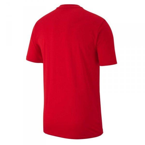 Koszulka Nike Team Club 19 Tee AJ1504 657 czerwony S