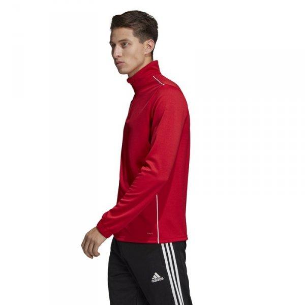 Bluza adidas CORE 18 TR TOP CV3999 czerwony XL