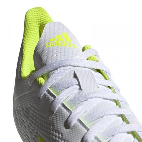 Buty adidas X 18.4 FG BB9377 biały 41 1/3