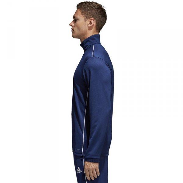 Bluza adidas CORE 18 TR TOP CV3997 granatowy XXL