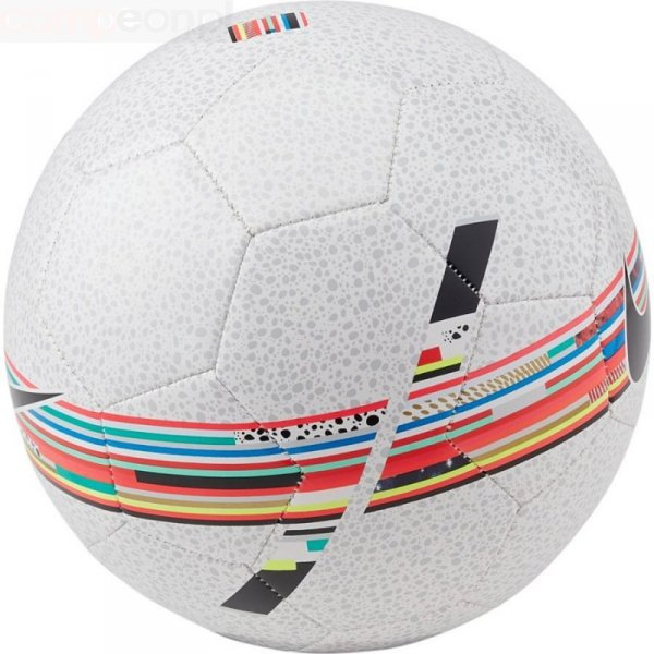 Piłka Nike CR7 Merc SC3898 100 biały 5