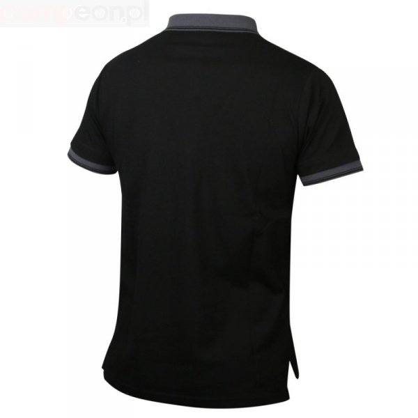 Koszulka Joma Bali II 100748.100 czarny L