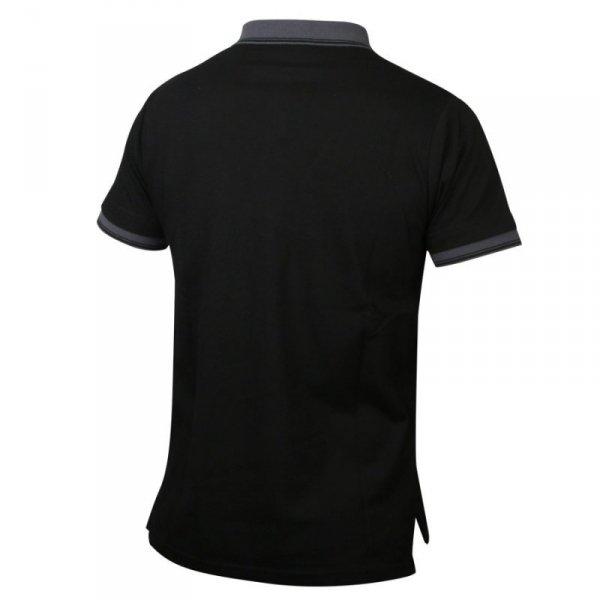 Koszulka Joma Bali II 100748.100 czarny XL