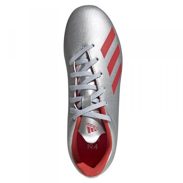 Buty adidas X 19.4 FxG J F35362 szary 38 2/3
