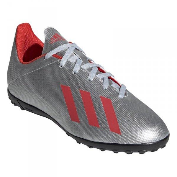 Buty adidas X 19.4 TF J F35348 szary 37 1/3