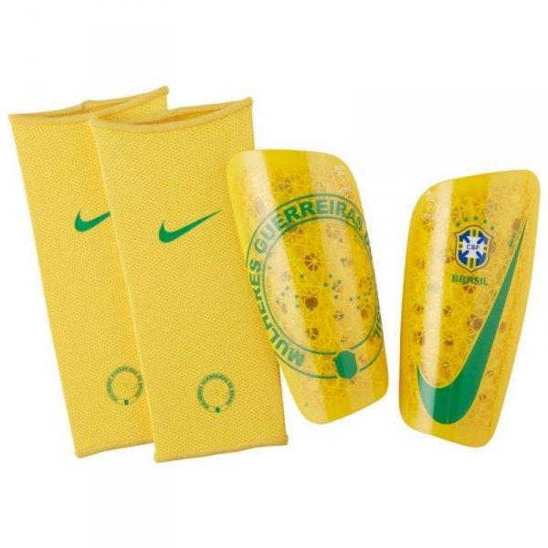 Nagolenniki Nike CBF Merc LT SP2180 749 złoty L
