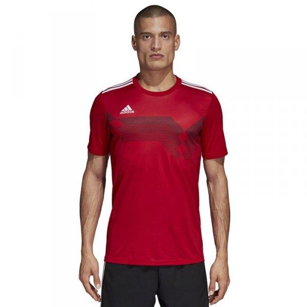 Koszulka adidas Campeon 19 JSY DP6809 czerwony XL