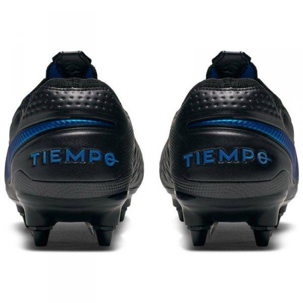 Buty Nike Tiempo Legend 8 Elite SG-Pro AC AT5900 004 czarny 42