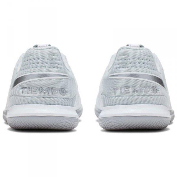 Buty Nike JR Tiempo Legend 8 Academy IC AT5735 100 biały 31
