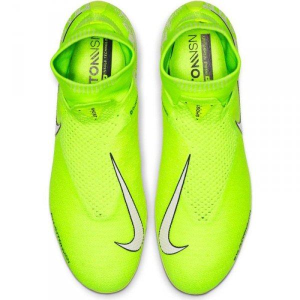 Buty Nike Phantom VSN Elite DF FG AO3262 717 żółty 45