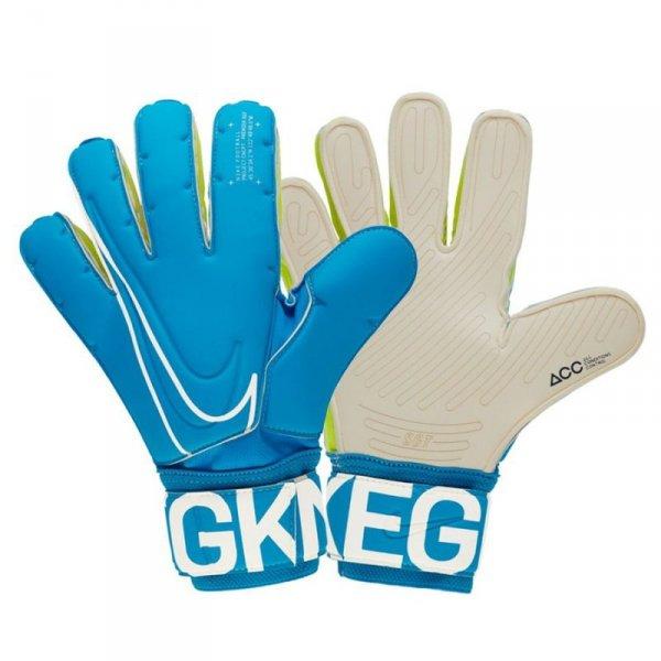 Rękawice Nike GK SGT Premier GS0387 430 niebieski 8