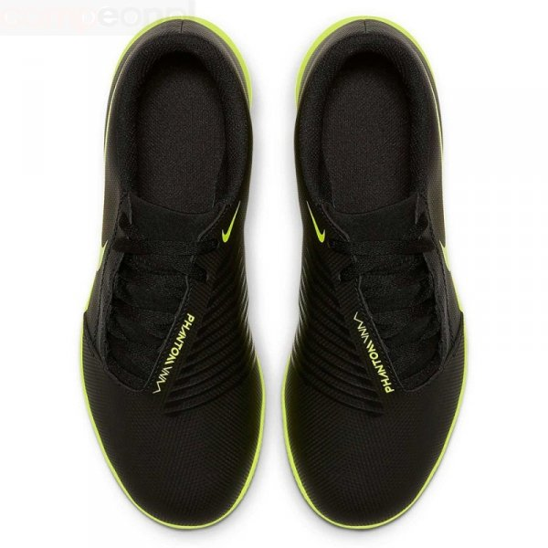 Buty Nike JR Phantom Venom Club IC AO0399 007 czarny 38 1/2