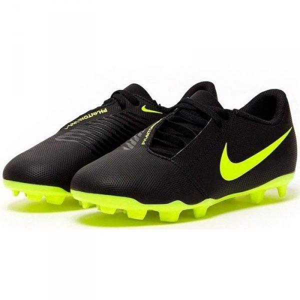 Buty Nike JR Phantom Venom Club FG AO0396 007 czarny 36