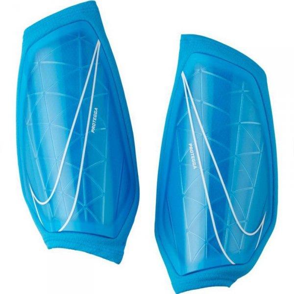 Nagolenniki Nike PRTGA GRD SP2166 486 niebieski XL
