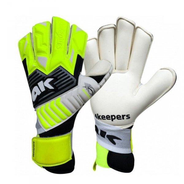 Rękawice 4keepers Diamo Chriso RF + płyn czyszczący zielony 10,5