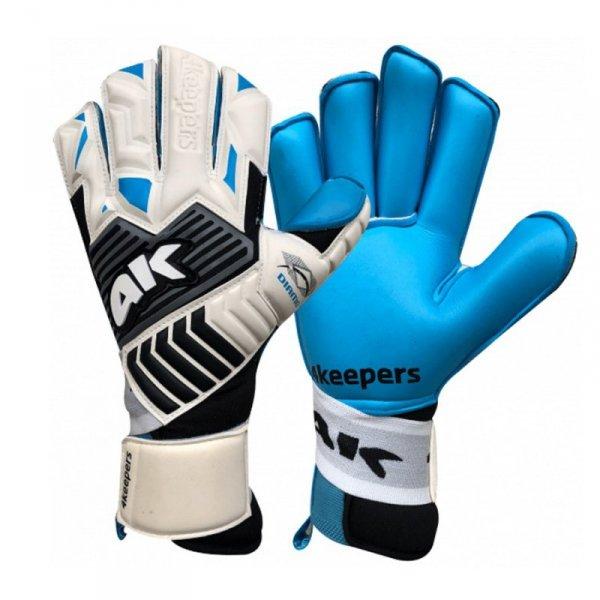 Rękawice 4keepers Diamo Sappe RF + płyn czyszczący biały 9,5