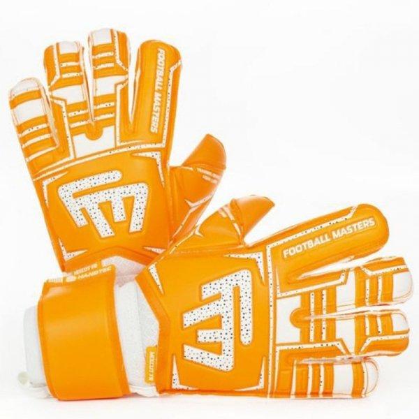 Rękawice FM Training Orange Aqua Mixcut FR v 3.0 pomarańczowy 8,5