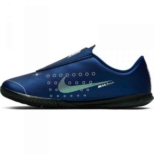Buty Nike JR Mercurial Vapor 13 Club MDS IC PS (V) CJ1176 401 niebieski 31 1/2