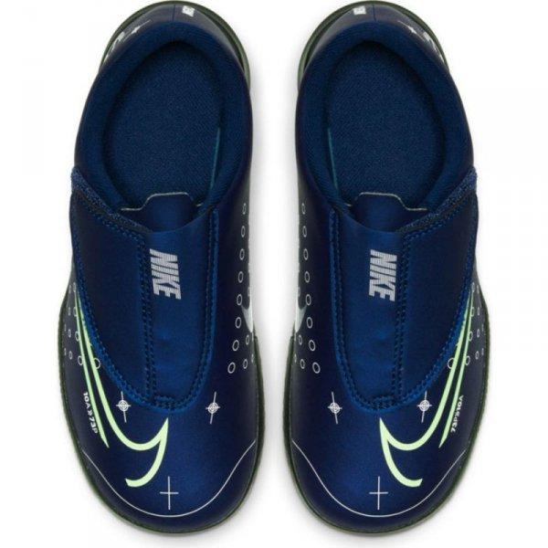 Buty Nike JR Mercurial Vapor 13 Club MDS IC PS (V) CJ1176 401 niebieski 28 1/2