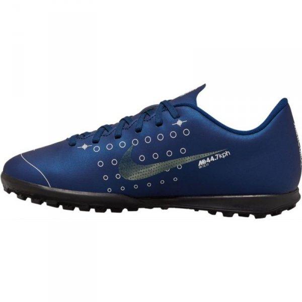 Buty Nike JR Mercurial Vapor 13 Club MDS TF CJ1179 401 niebieski 38