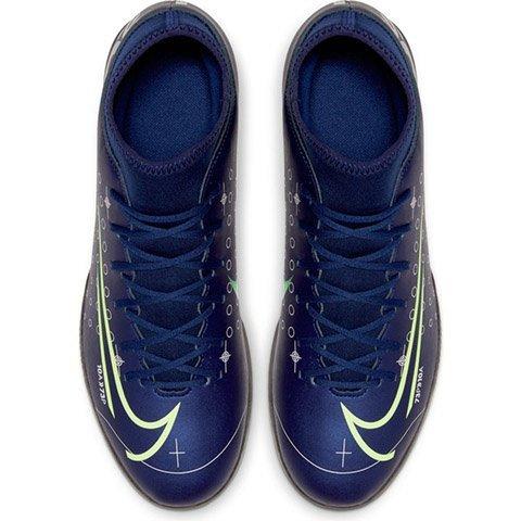 Buty Nike Mercurial Superfly 7 Club MDS IC BQ5462 401 niebieski 39