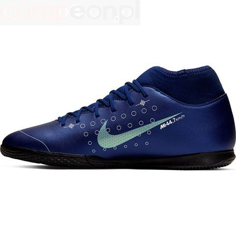 Buty Nike Mercurial Superfly 7 Club MDS IC BQ5462 401 niebieski 44