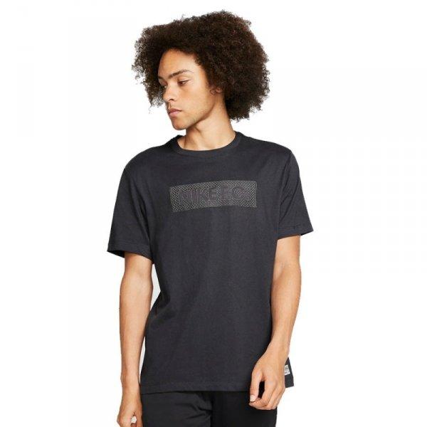 Koszulka Nike F.C.CI6262 060 szary XL