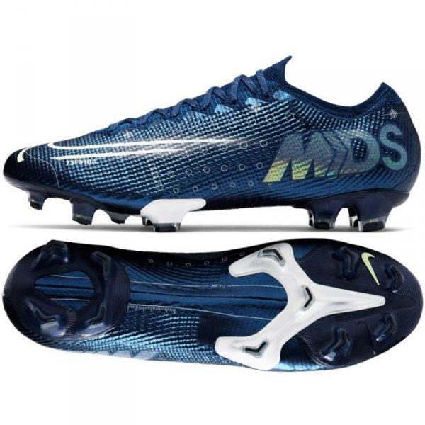 Buty Nike Mercurial Vapor 13 Elite MDS FG CJ1295 401 niebieski 42