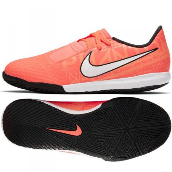 Buty Nike JR Phantom Venom Academy IC AO0372 810 pomarańczowy 36 1/2
