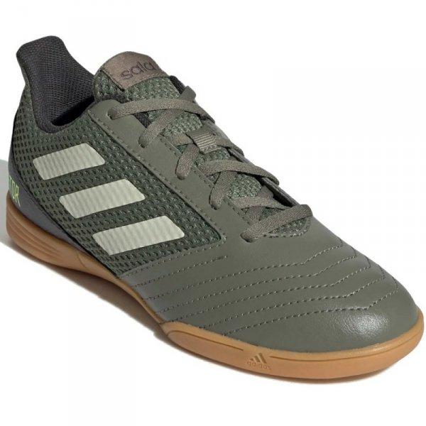 Buty adidas Predator 19.4 IN Sala J EF8224 zielony 30