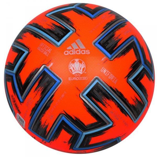 Piłka adidas UNIFORIA PRO WINTER FH7360 pomarańczowy 5