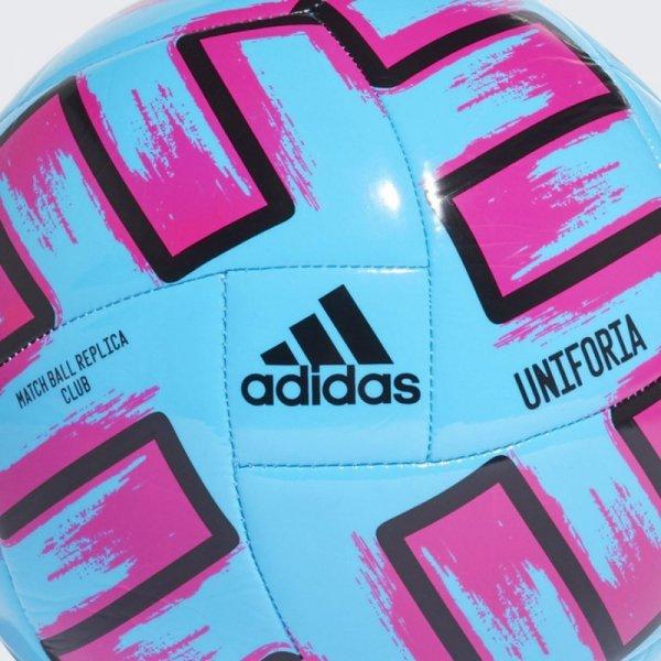 Piłka adidas UNIFORIA Club FH7355 niebieski 4