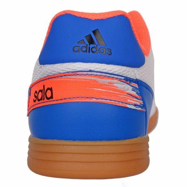 Buty adidas Super Sala J IN FV2633 biały 36