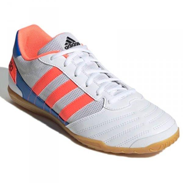 Buty adidas Super Sala IN FV2560 biały 41 1/3