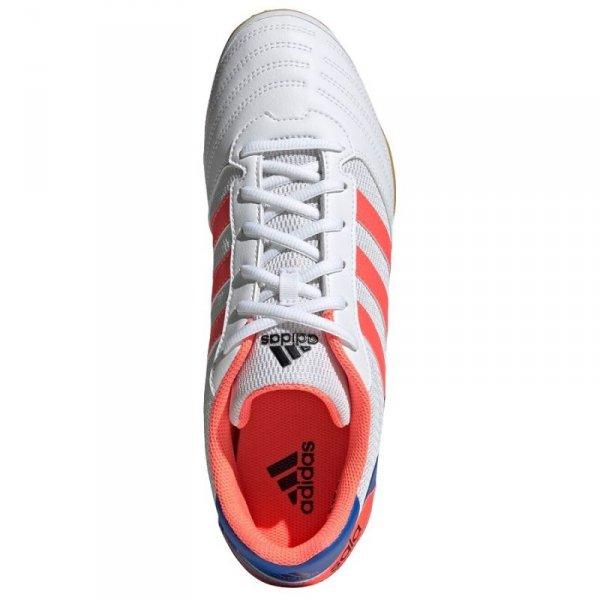 Buty adidas Super Sala IN FV2560 biały 46